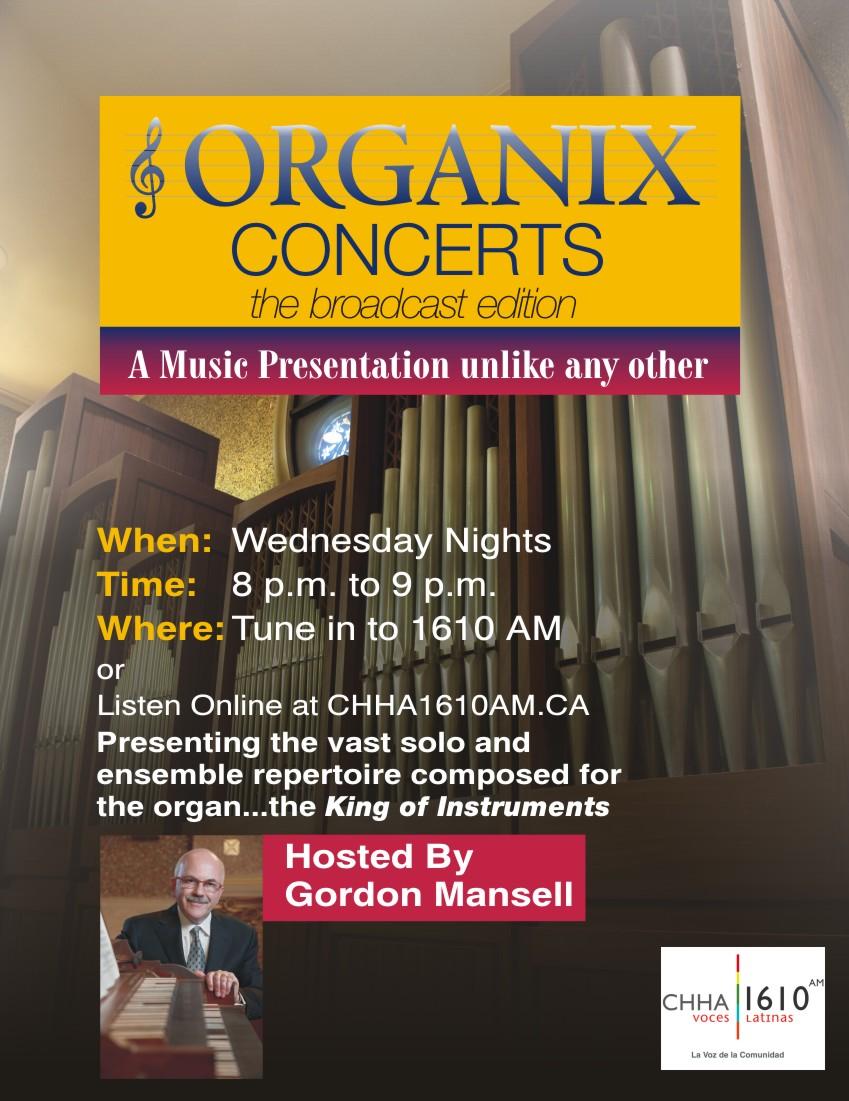ORGANIX CONCERTS INC company